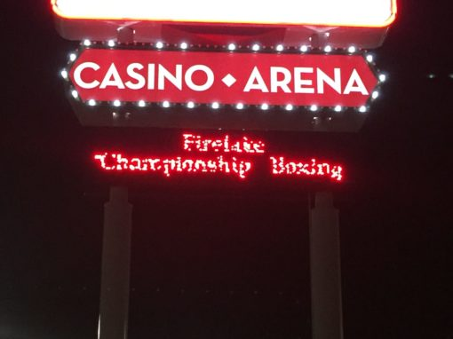 Firelake Casino and Arena